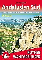 Rother Wanderführer Andalusien Süd bei Amzon bestellen