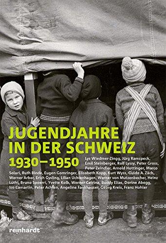 Jugendjahre in der Schweiz 1930–1950
