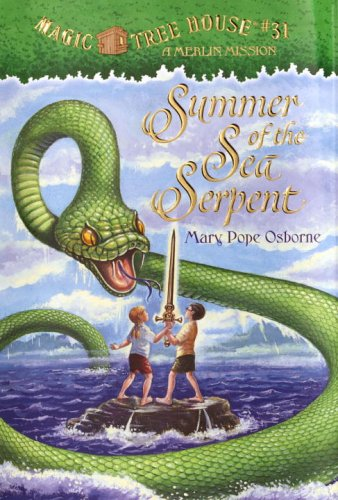Summer of the Sea Serpent (Magic Tree House (R) Merlin Mission)の詳細を見る