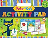 Pete The Cat Activity Pad