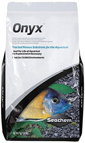 Seachem – Sustrato poroso Onyx Gravel 7 kg