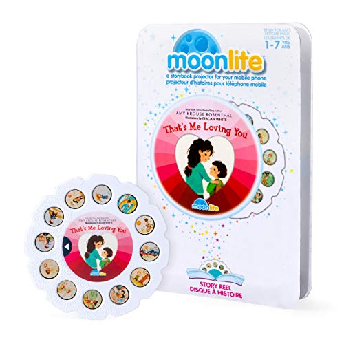Moonlite - That'S Me Loving You Story Reel for Storybook Projector, for Ages 1 & Up