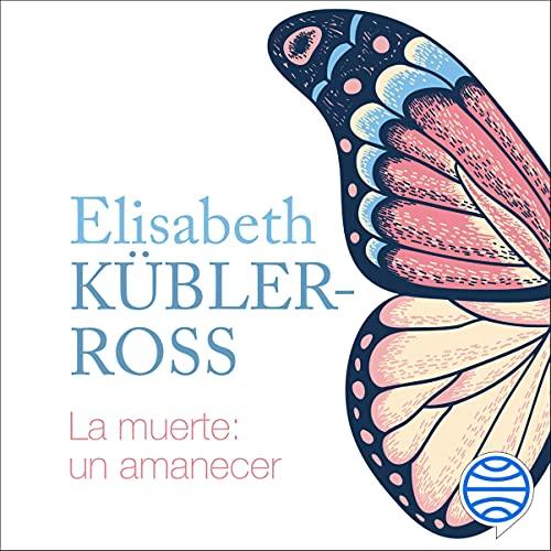 Diseño de la portada del título La muerte: un amanecer