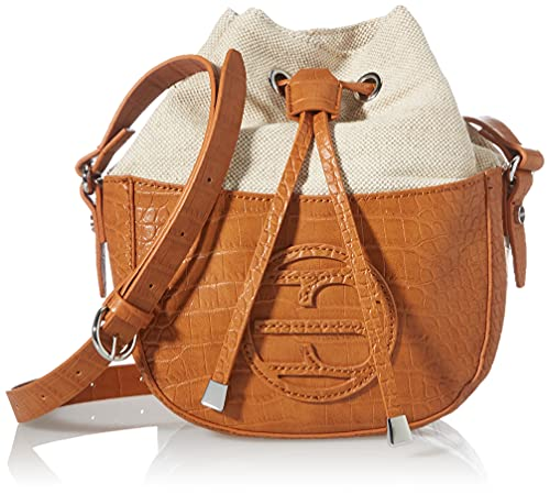 Esprit 041EA1O315, Bolsa de depsito para Mujer, Caramelo, Einheitsgröße