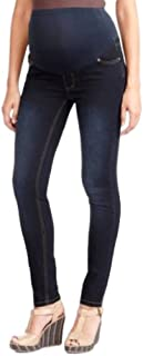 RUMOR HAS IT Maternity Over The Belly Super Soft Stretch Skinny Jeans