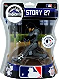 Imports Dragon 2017 Trevor Story Colorado Rockies MLB Figur (16 cm) -