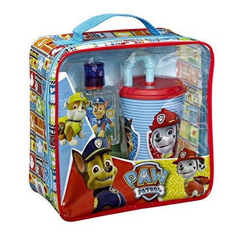 Coole Paw Patrol Tasche mit Eau de Toilette 50ml & einem Trinkbecher inkl. Trinkhalm für Mädchen und Jungen