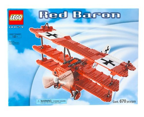 Lego 10024 - Roter Baron
