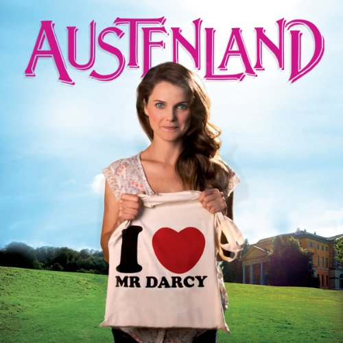 Austenland audiobook cover art