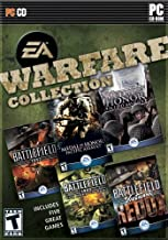 EA Warfare Collection (Medal of Honor Allied Assault & Pacific Assault, Battlefield 1942, Road to Rome, & Vietnam Redux)