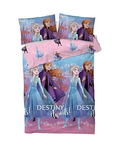 Disney Frozen 2'Destiny Awaits' Double Duvet Cover Set