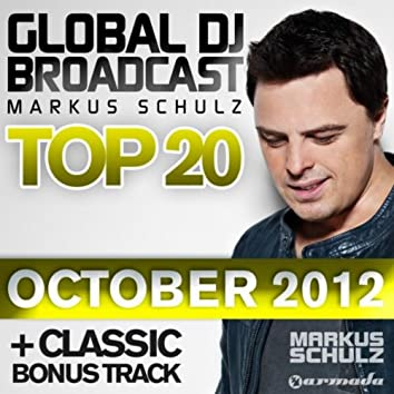 Global DJ Broadcast Top 20 - October 2012 (Including Classic Bonus Track)
