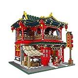 N\A ZT Micro Mini Bloques China Antigua construcción y la Arquitectura Modelo Juego, (3267 Piezas) Juguetes Regalos for Niños y Adultos