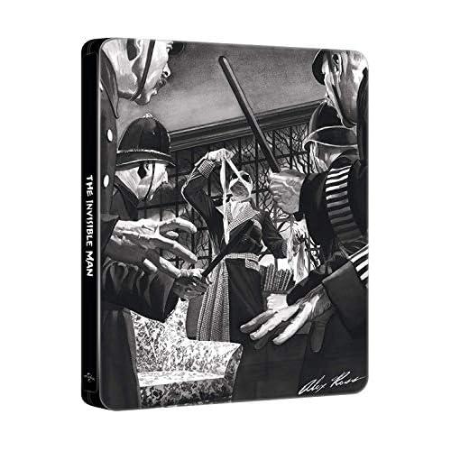 L'Uomo invisibile (Steelbook Edizione Limitata Alex Ross Art) (Blu-Ray)