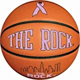 ROCK The Pink Ribbon Basketball Men's 29.5