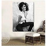 Sophia Loren Schauspielerin Model Star Film Malerei Kunst