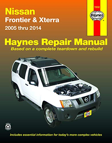 Nissan Frontier & Xterra 2005 Thru 2014 (Hayne's Automotive Repair Manual)