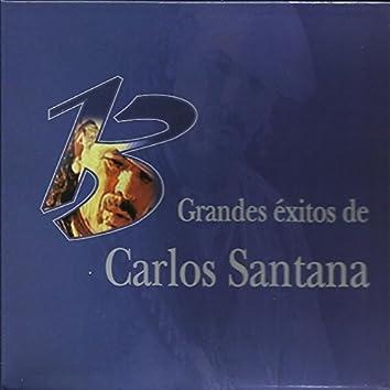13 Grandes Exitos De Carlos Santana