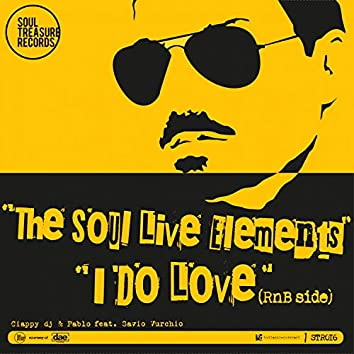 I do love (C&D RnB) (feat. Savio Vurchio)