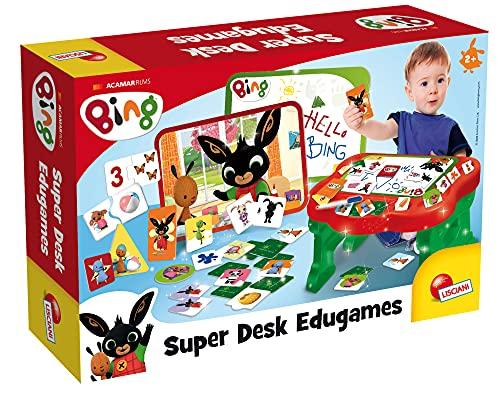 Lisciani Giochi 75874 Bing Banchetto Educativo Baby