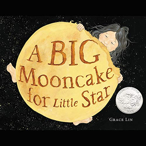 A Big Mooncake for Little Star Audiobook By Grace Lin cover art