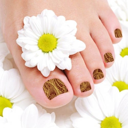 Films à ongles by Glam Stripes – Style Africain Feet