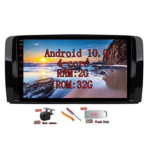"XISEDO for Mercedes Benz W251 R Class /R280/R300/R320/R350/R500 Android 10.0 Car Stereo 9"" in-Dash Head Unit Car Radio GPS Navigation (10.0)"