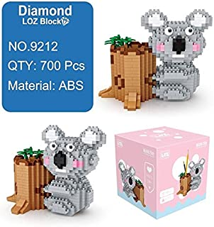 LOZ Diamond Blocks Koala Toy Pen Holder (9212)