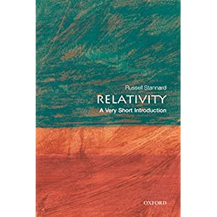 Relativity A Very Short Introduction (Very Short Introductions)