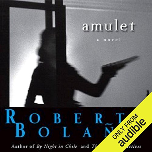 Amulet audiobook cover art