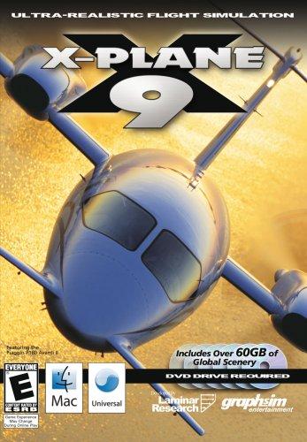 X-Plane 9 (Mac) [Importación inglesa]