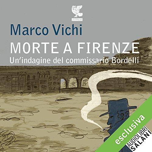 Morte a Firenze audiobook cover art
