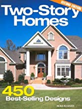 Two-Story Homes: 450 Best-Selling Designs