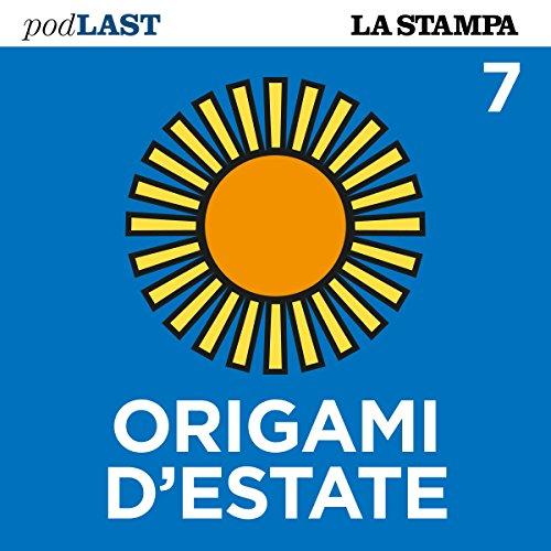 L'avanguardia neozelandese (Origami d'estate 7) copertina