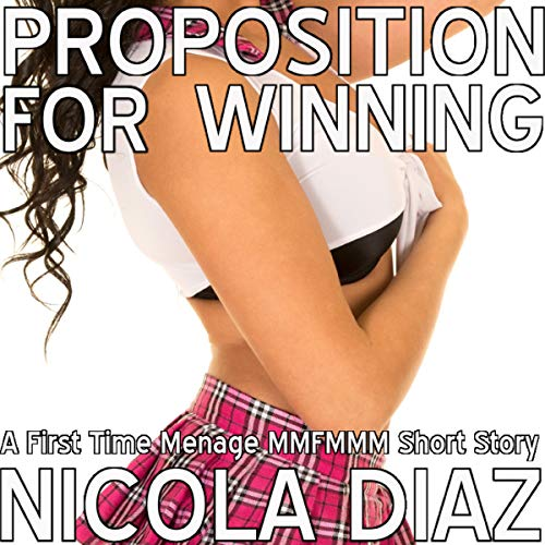 Proposition for Winning audiobook cover art