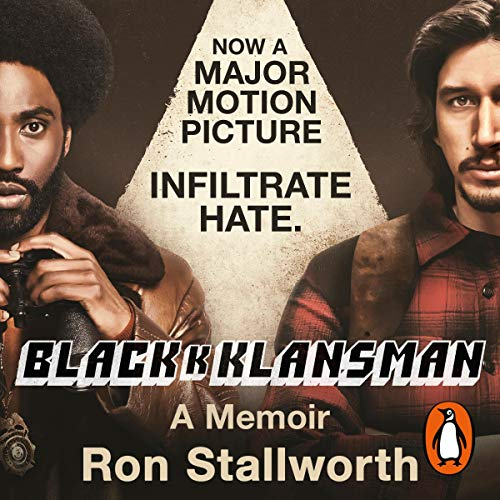 Couverture de Black Klansman