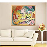 Mmpcpdd Painter Matisse Famous Painting Le...