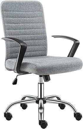 オフィスチェア、小さな背もたれランチブレイクロータリーリフトファッションホームスタディチェア