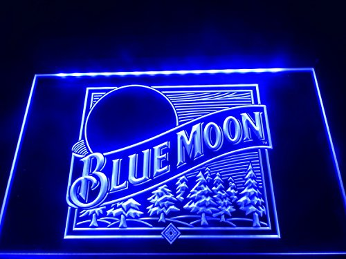 neon beer signs blue moon - 6