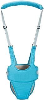 Guomao ウォーカーを使用して実行するようにル・学習に対する乳幼児の学習と赤ちゃん幼児歩いて、旅行の安全性通気性のドロップ抵抗 (色 : Blue)