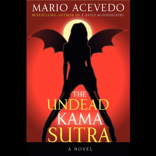 The Undead Kama Sutra cover art