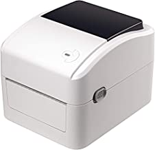 LENVII 420B 110MM/4'' Thermal Label Printer, 152mm/s High Speed and Stable, Latest Modelsl, for Labels, Receipts, Barcodes, Tags, Compatible with Amazon, Eay, Etsy, USB 2.0 Interface, No Need Ribbon