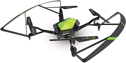 Protocol Dronium III AP - WI-FI Drone with Camera | Streams Live HD Video | HD Aerial Photo |, Banked Turns and 4-Way 360° Flips, Remote Control with Phone Mount Included