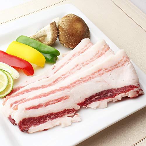 イベリコ豚専門店スエヒロ家 イベリコ豚バラカルビ焼肉 1kg