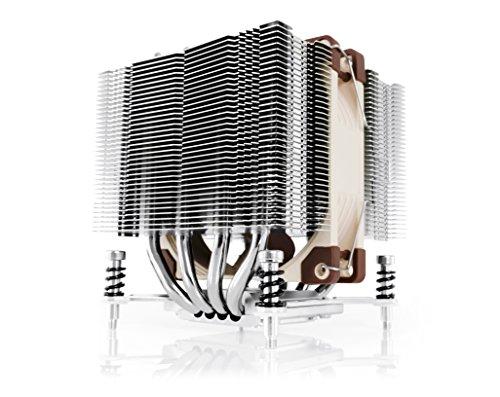 Noctua NH-D9DX i4 3U, Dissipatore di Calore di Qualità Premium per CPU Intel Xeon LGA20xx (92 mm, Marrone)