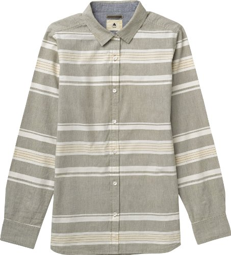 Burton Damen Hemd Wms Grace Longsleeve Woven, texture stripe, XS, 11208101977