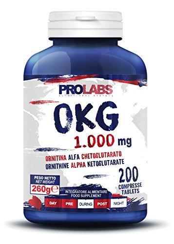 Prolabs Okg - Barattolo da 200 cpr