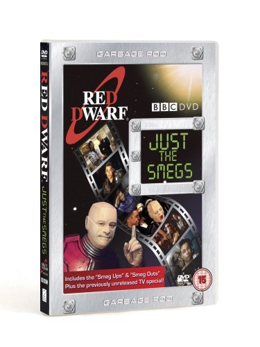 Red Dwarf - Just the Smegs [Reino Unido] [DVD]