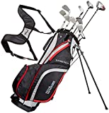 Best Wilson Iron Sets - Wilson Beginner Complete Set, 10 golf clubs Review