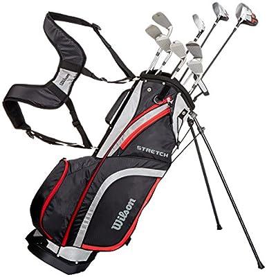 Wilson Anfänger-Komplettsatz 10 Golfschläger